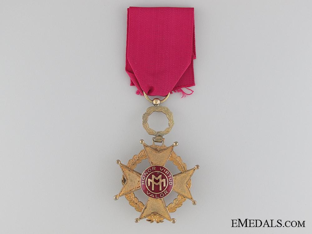 eMedals-Cuban Order of Military Merit