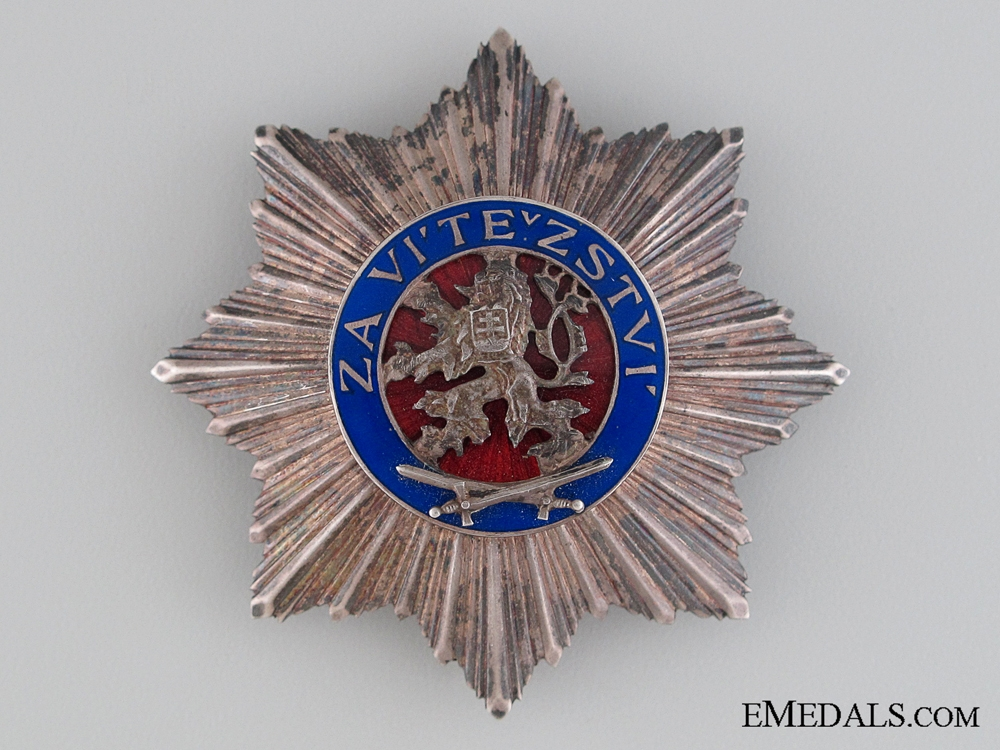 eMedals-Czechoslovak Military Order of the White Lion