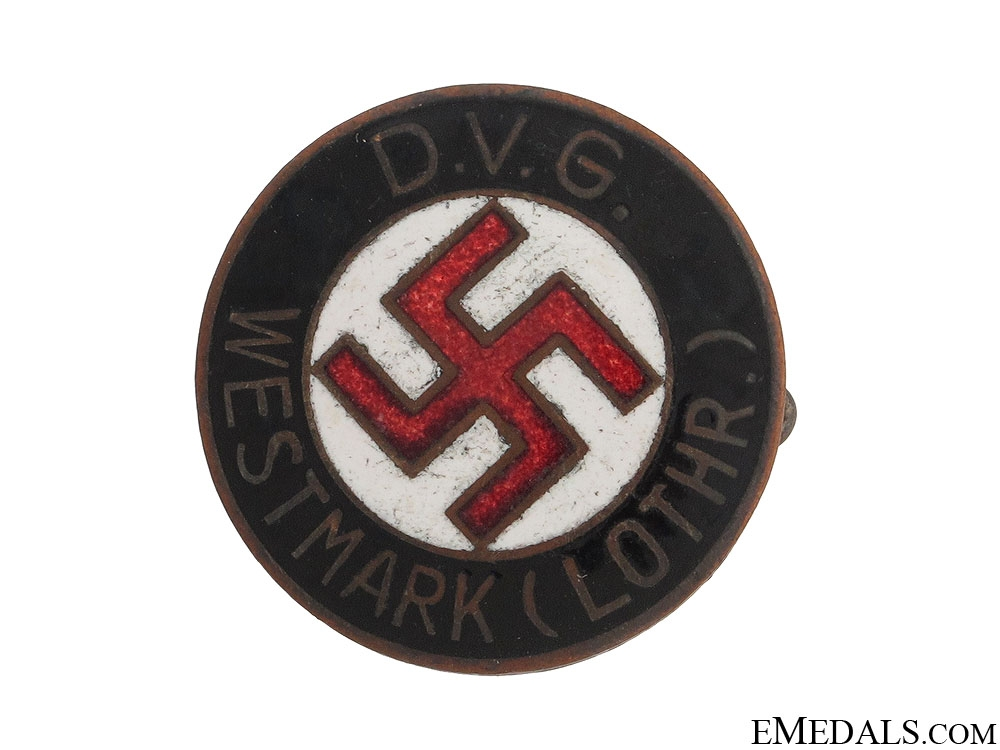 eMedals-D.V.G. Members Badge