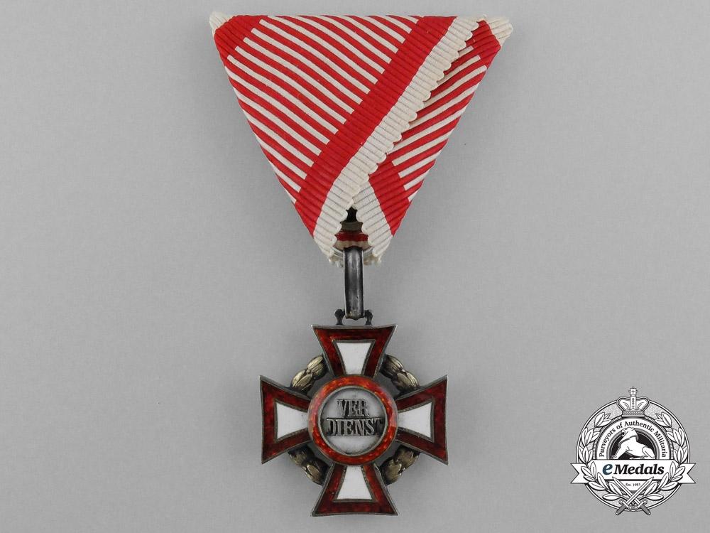 eMedals-An Austrian Military Merit Cross; 3rd Class by V.Mayer
