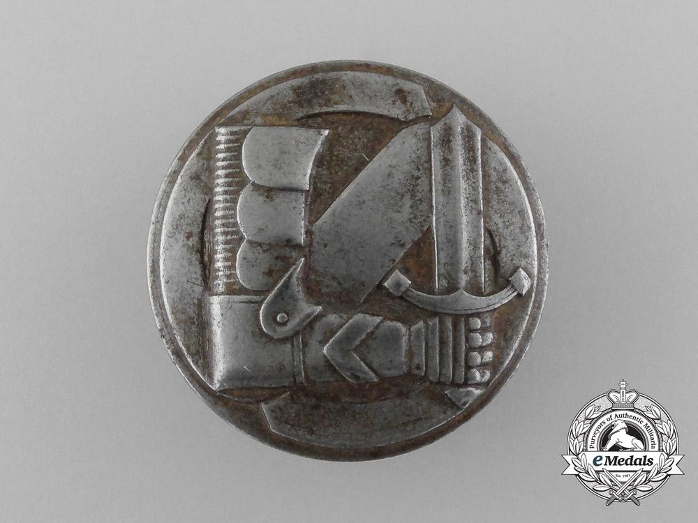 eMedals-Finland, Republic. A Civil Guards Military Proficiency Badge, II Class