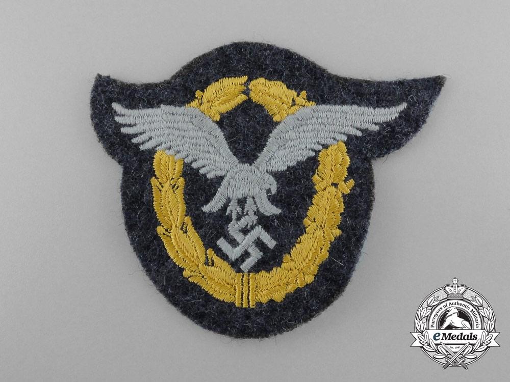 eMedals-A Mint Luftwaffe Combined Pilot & Observer's Badge; Cloth Version