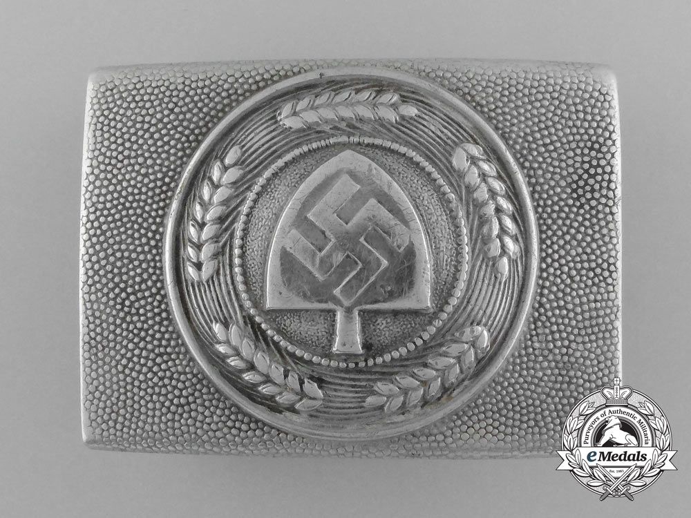 eMedals-Germany, RAD.An Enlisted Man's Belt Buckle, by Richard Sieper & Söhne