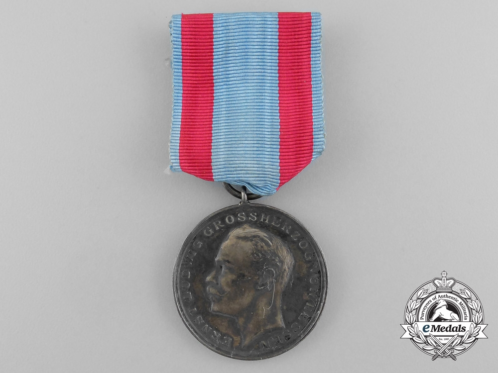 eMedals-A First War Hesse General Honour Decoration