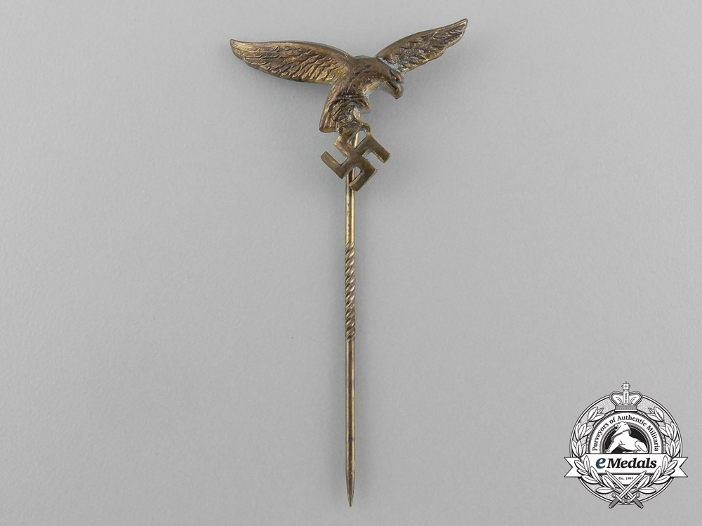 eMedals-A Luftwaffe/Condor Legion Stick Pin