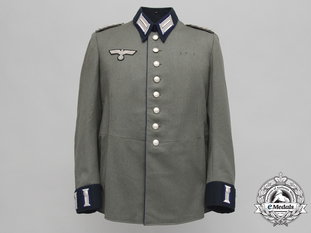 eMedals-A Wehrmacht Oberstabsarzt Medical Officer's Tunic