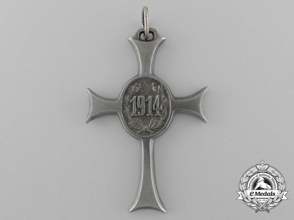 eMedals-A First War Anhalt Nurse's Cross 1914