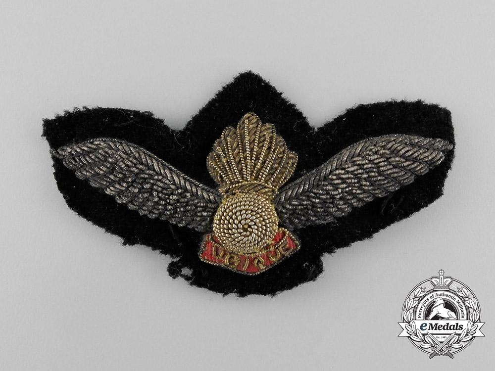 eMedals-A British Air Observer Post Pilot Badge