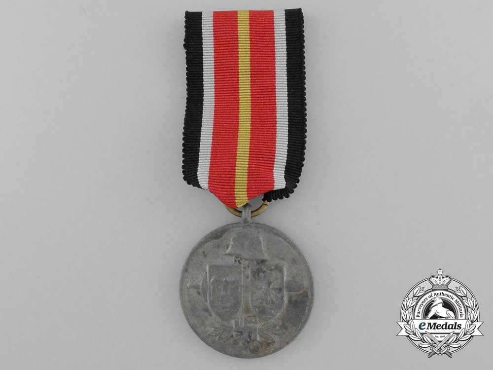 eMedals-A Commemorative Medal of the Spanish Blue Division