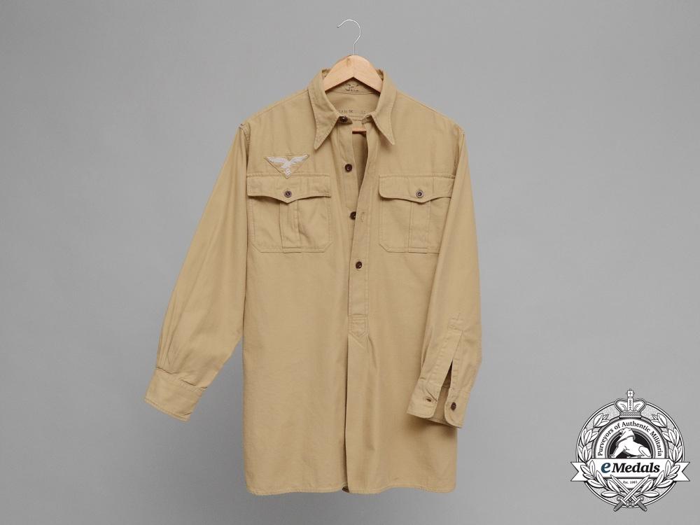 eMedals-A Luftwaffe Tropical Pull Over Shirt