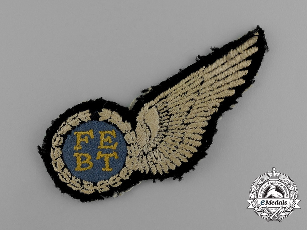 eMedals-A South African Air Force (SAAF) Flight Engineer Wing