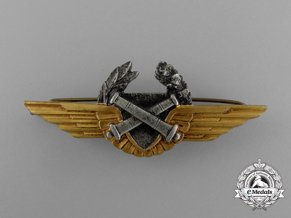 eMedals-A French Army Observer Wings by Drago, Paris