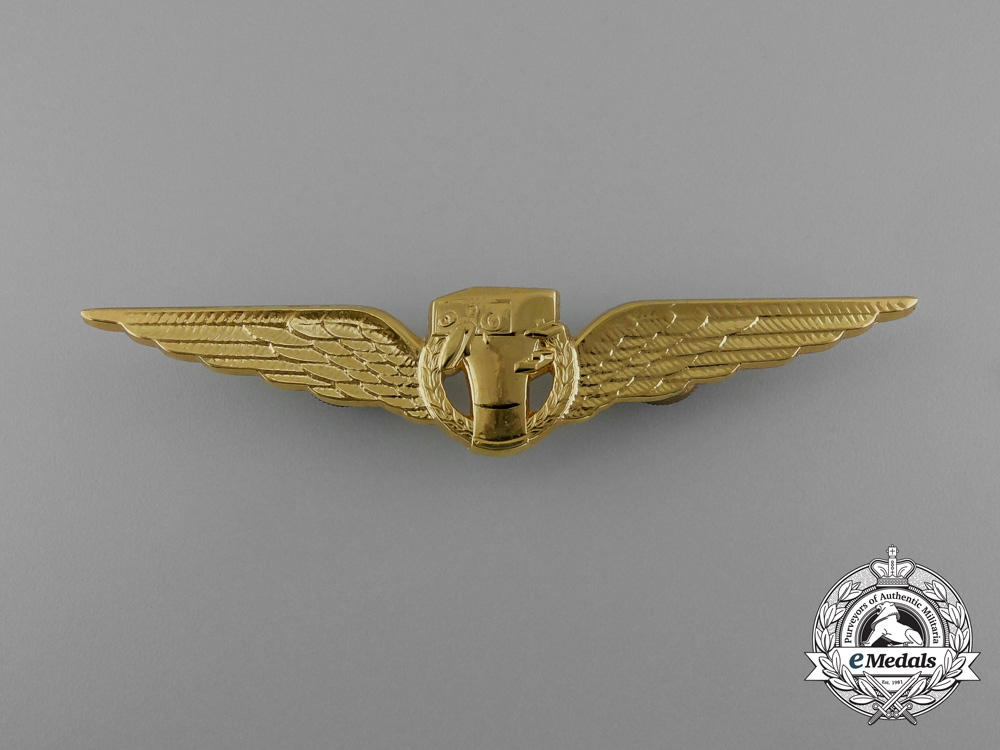 eMedals-A Royal Netherlands Army Air Photographer Qualification Badge