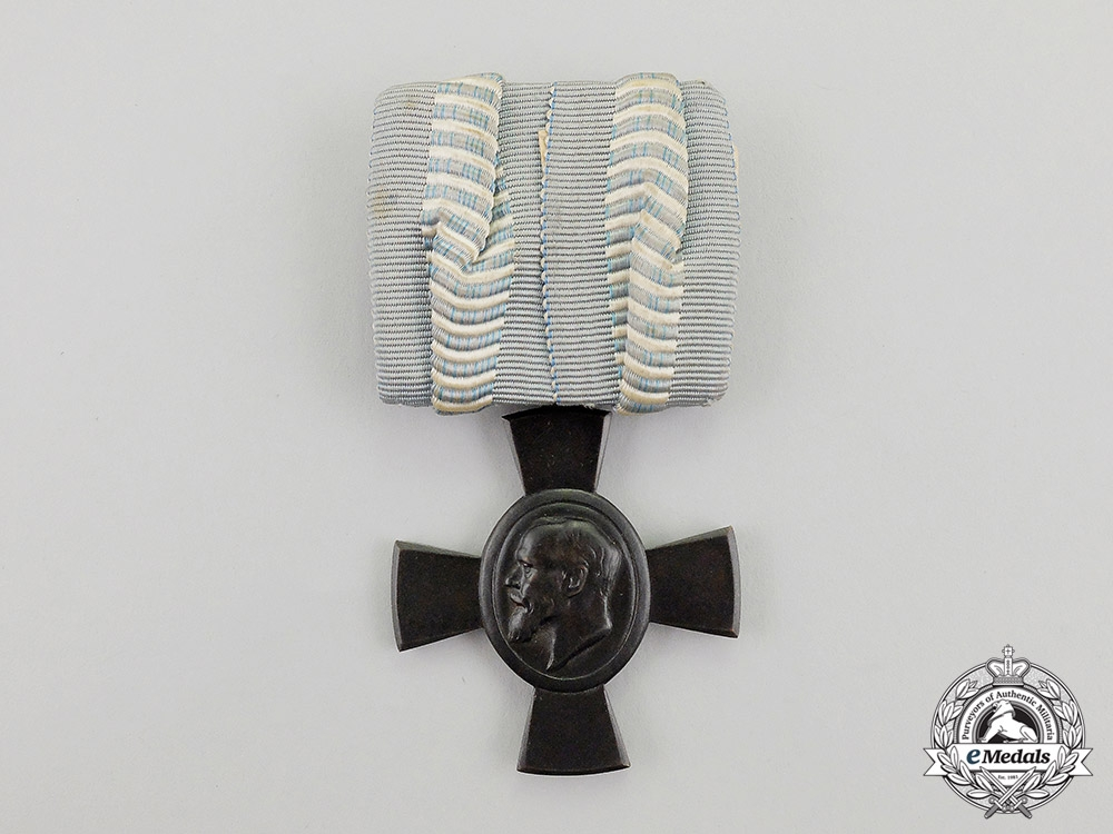 eMedals-A Mounted First War Bavarian Ludwig's Cross