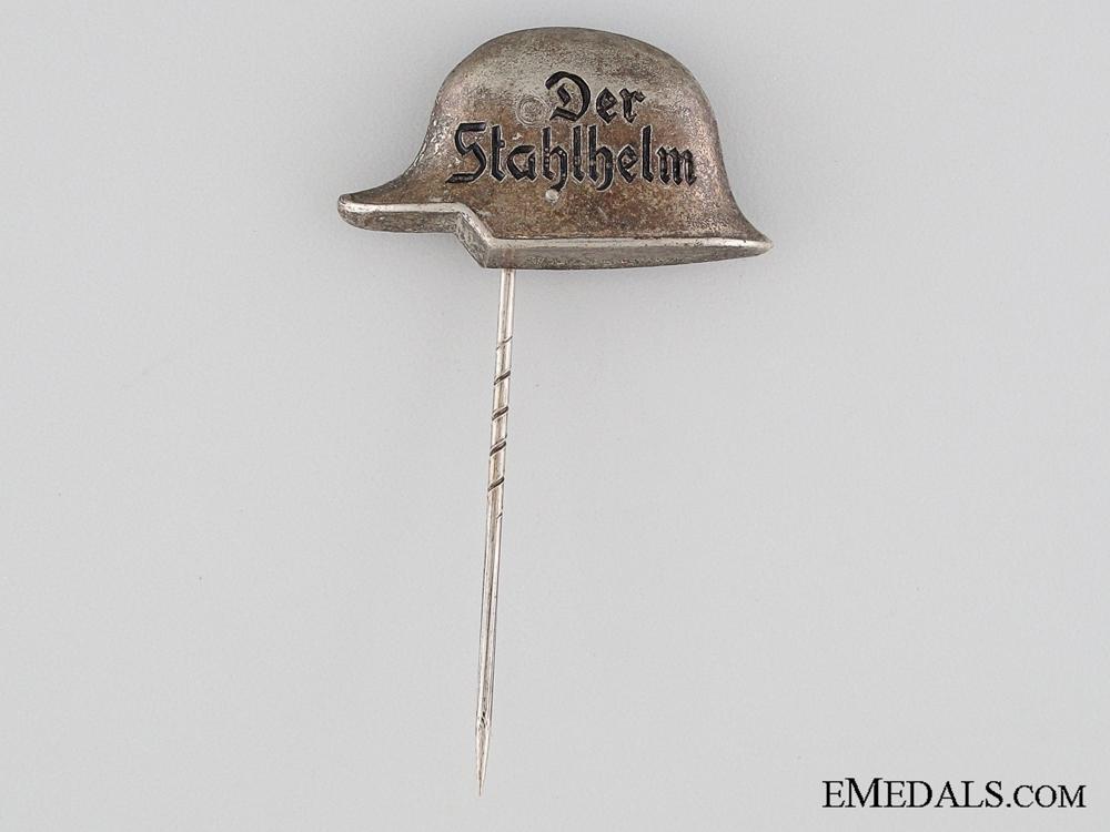 eMedals-Der Stahlhelm Membership Stickpin