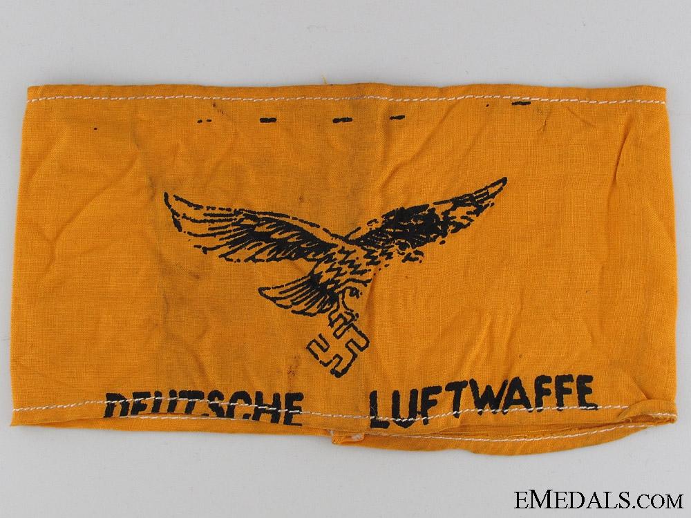 eMedals-Deutsche Luftwaffe Armband