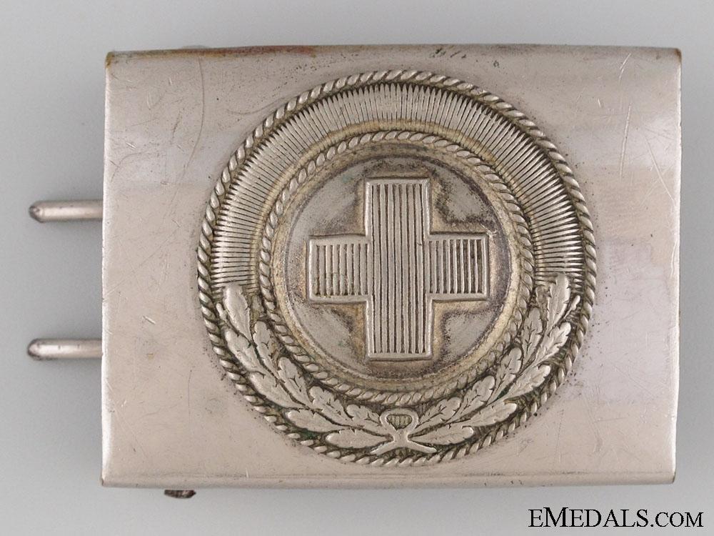 eMedals-Deutsche Red Cross Belt Buckle