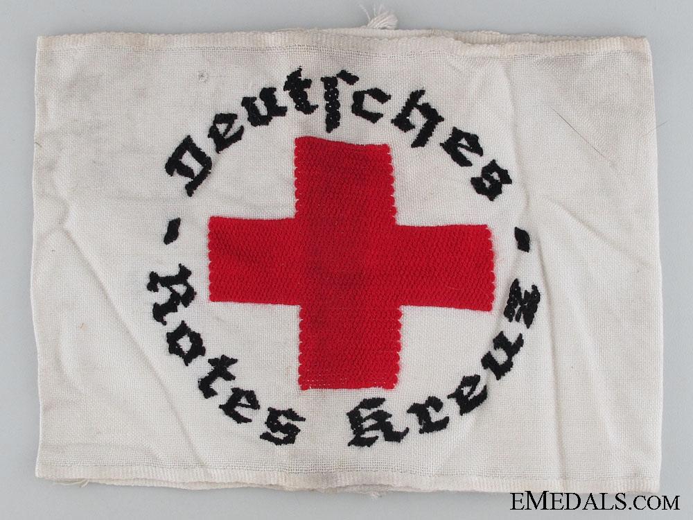 eMedals-Deutsches Rotes Kreuz Combat Medic Armband