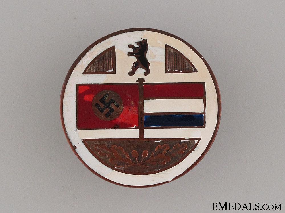 eMedals-Deutschland vs Niederlande Alliance Badge