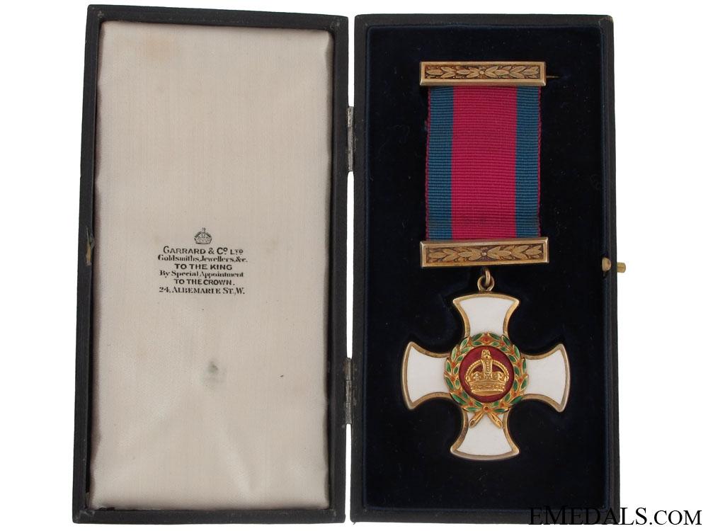 eMedals-Distinguished Service Order
