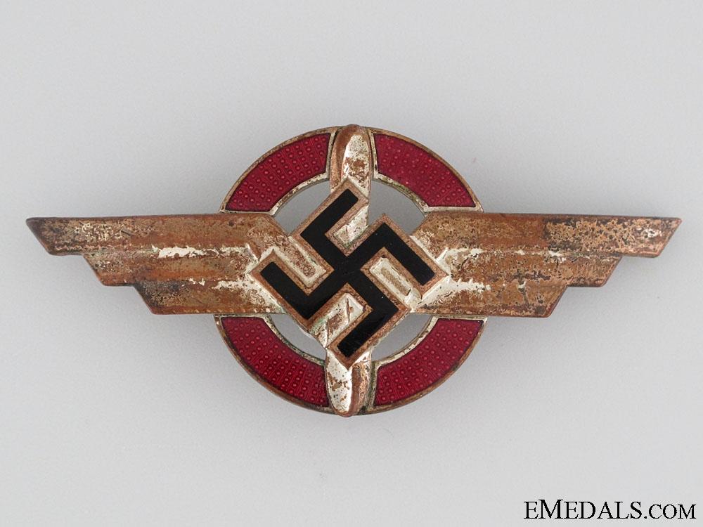 eMedals-DLV Cap Insignia