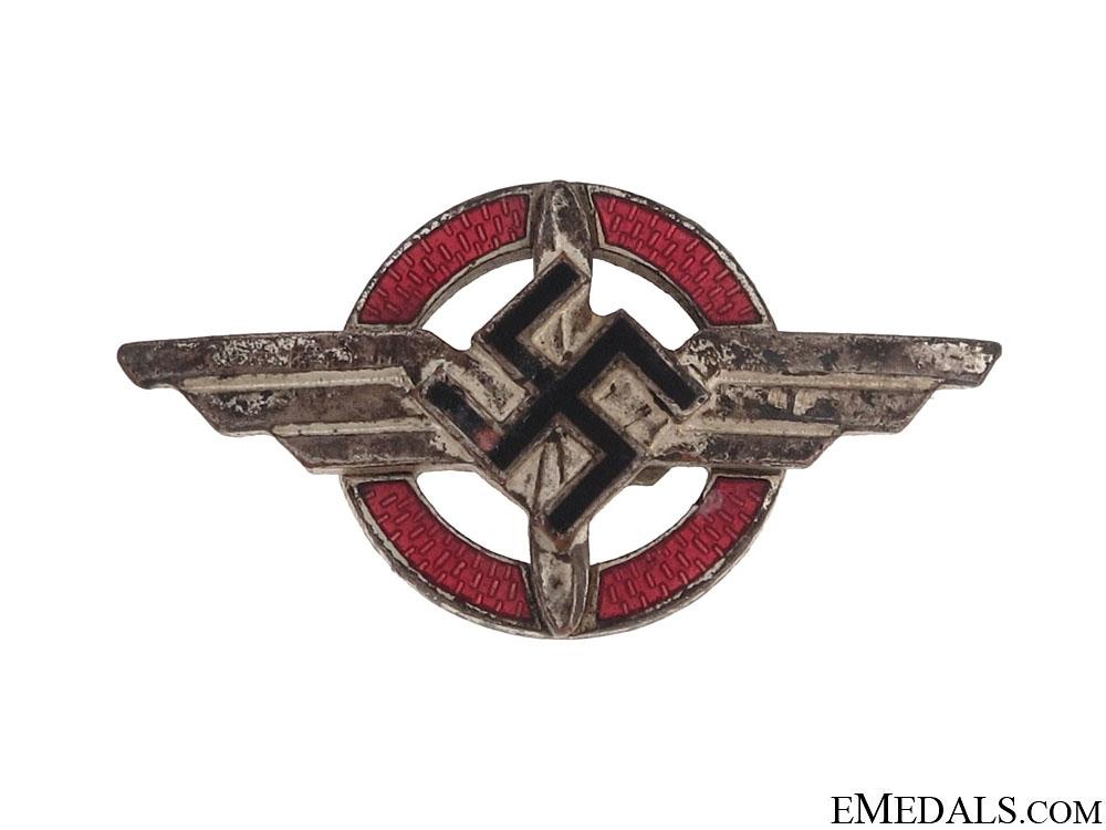 eMedals-DLV Membership Pin