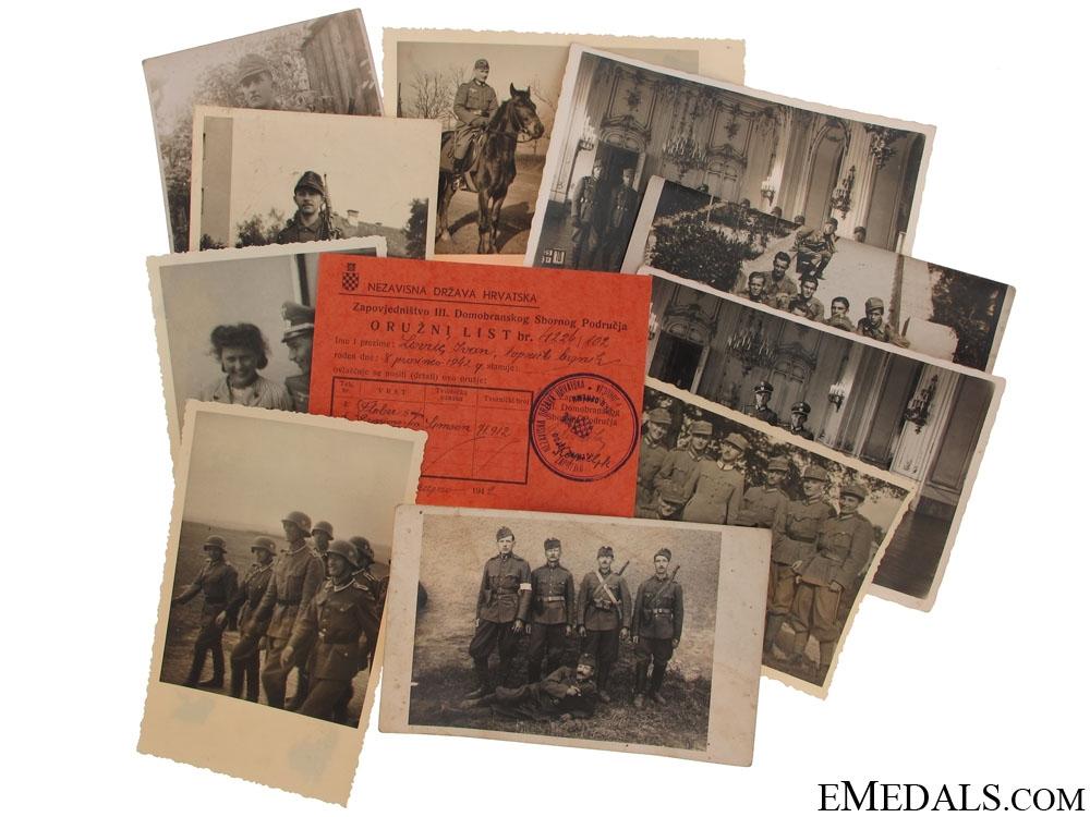 eMedals-Domobran/ Croatian Legionnaires Photos
