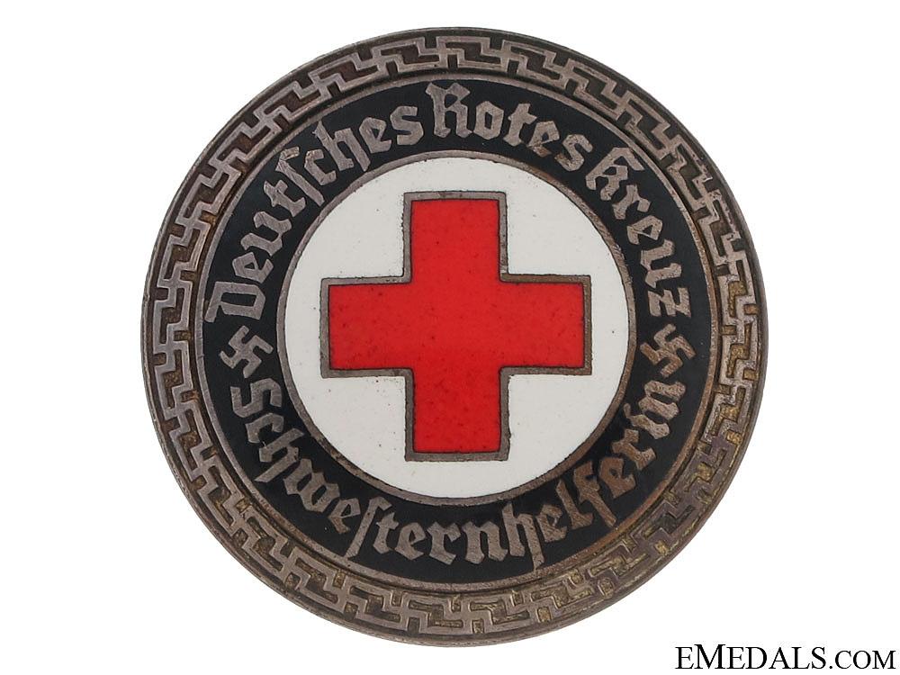 eMedals-DRK Senior Helper's Service Badge