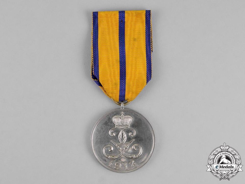 eMedals-Schwarzburg-Rudolstadt, Principality. A Merit Medal, c.1915