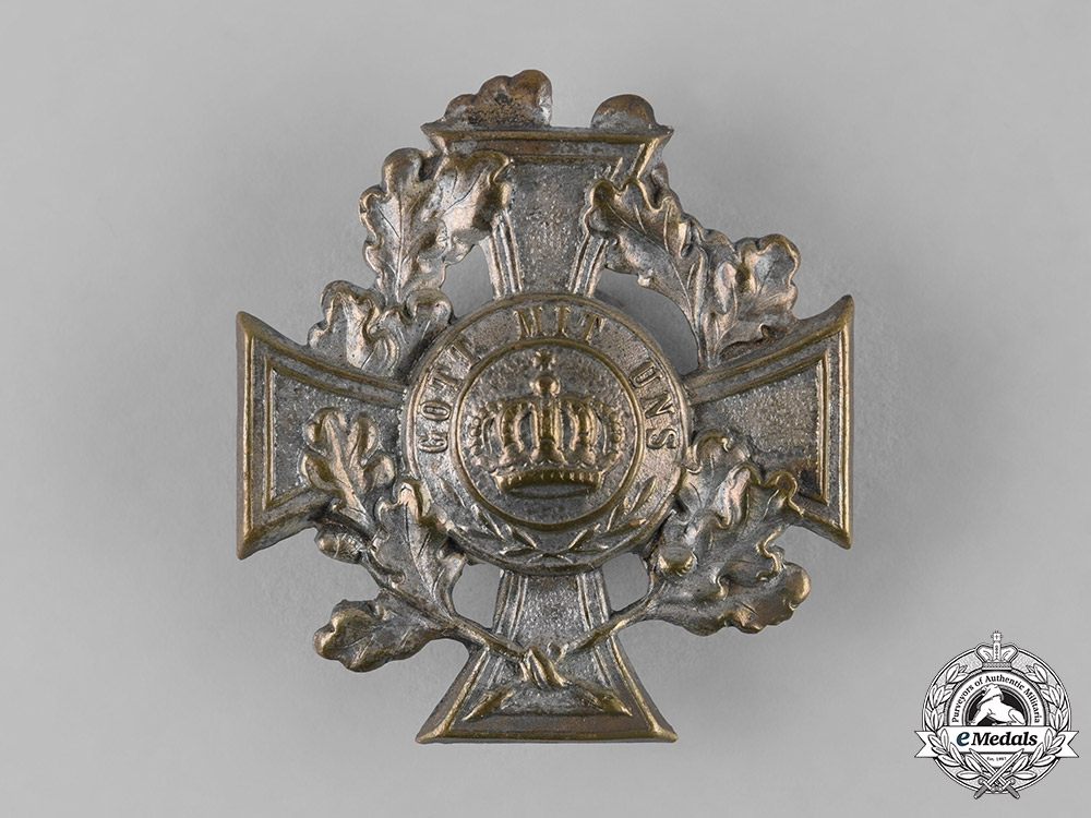 eMedals-Prussia, Kingdom. An Order of the Crown Patriotic Badge