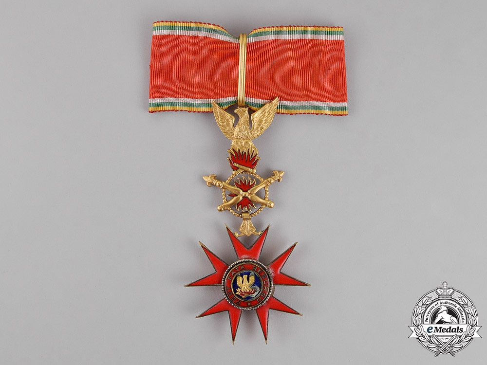 eMedals-San Paolo. An Honour Cross of the Noble and Ancient Rione del Palio De Asti, c.1925