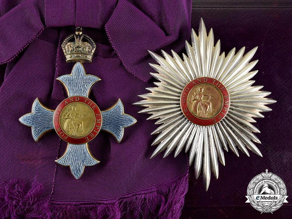 eMedals-United Kingdom. A Most Excellent Order of the British Empire, G.B.E. (Civil) Knight Grand Cross