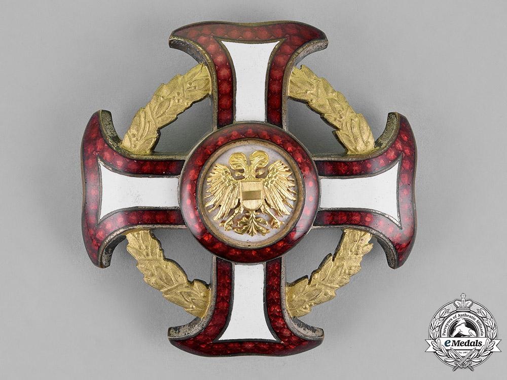 eMedals-Austria, First Republic. A Military Merit Cross, First Class, c.1935