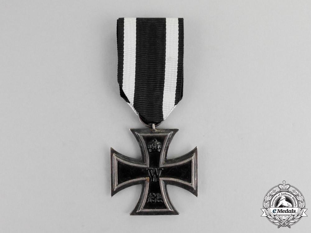 eMedals-A First War Iron Cross 2nd Class 1914