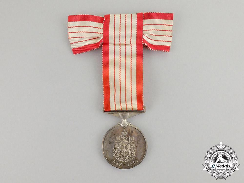 eMedals-Canada. A Centennial Medal for Women 1867-1967