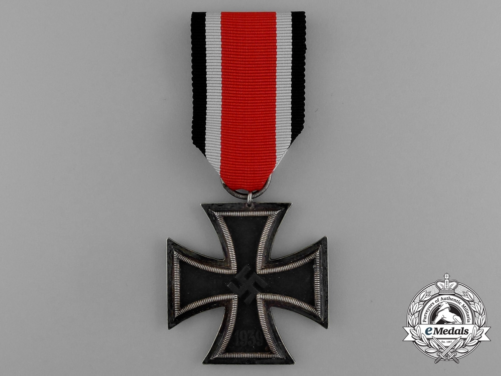 eMedals- An Iron Cross 1939 Second Class by Gottlieb Wagner of Idar Oberstein