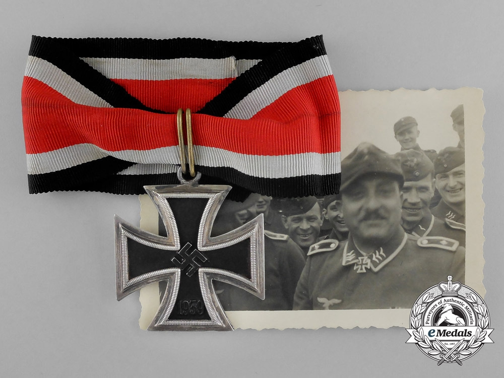 eMedals-An Iron Cross 2nd Class Field Converted to Knight Cross