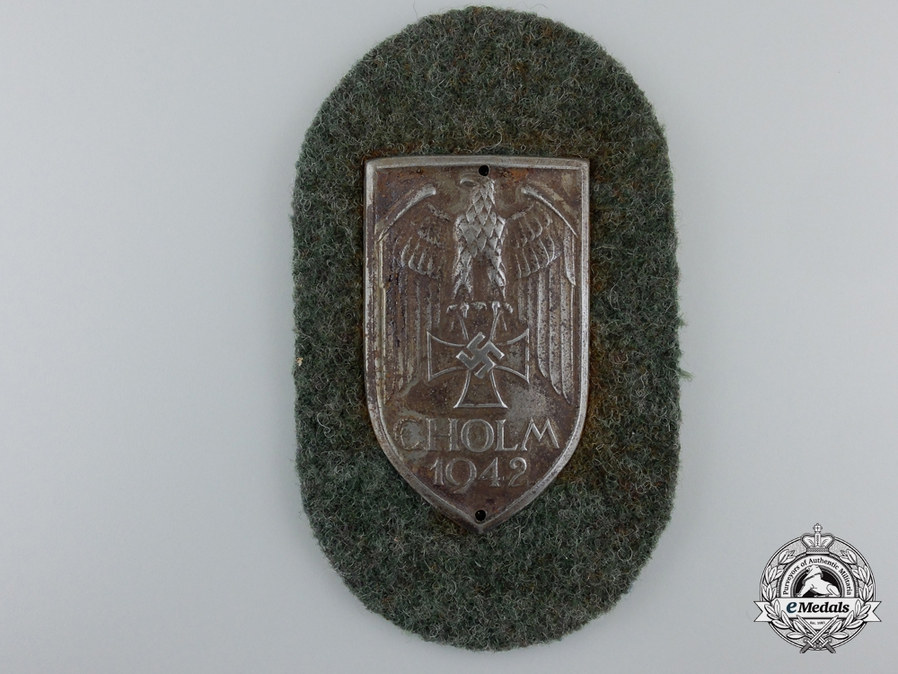eMedals-An Army Issued Cholm