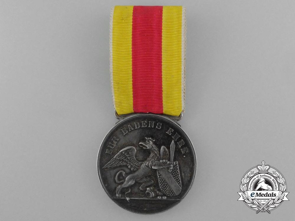 eMedals-A 1915-18 Military Karl Friedrich Order to Hermann Klenzmann