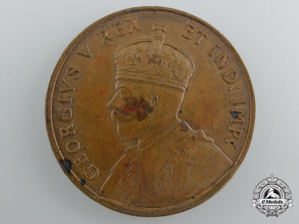 eMedals-Australia, Dominion. A 1929 George V Centenary of Western Australia Medal