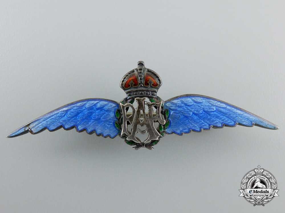 eMedals-A Second War Royal Air Force (RAF) Wings