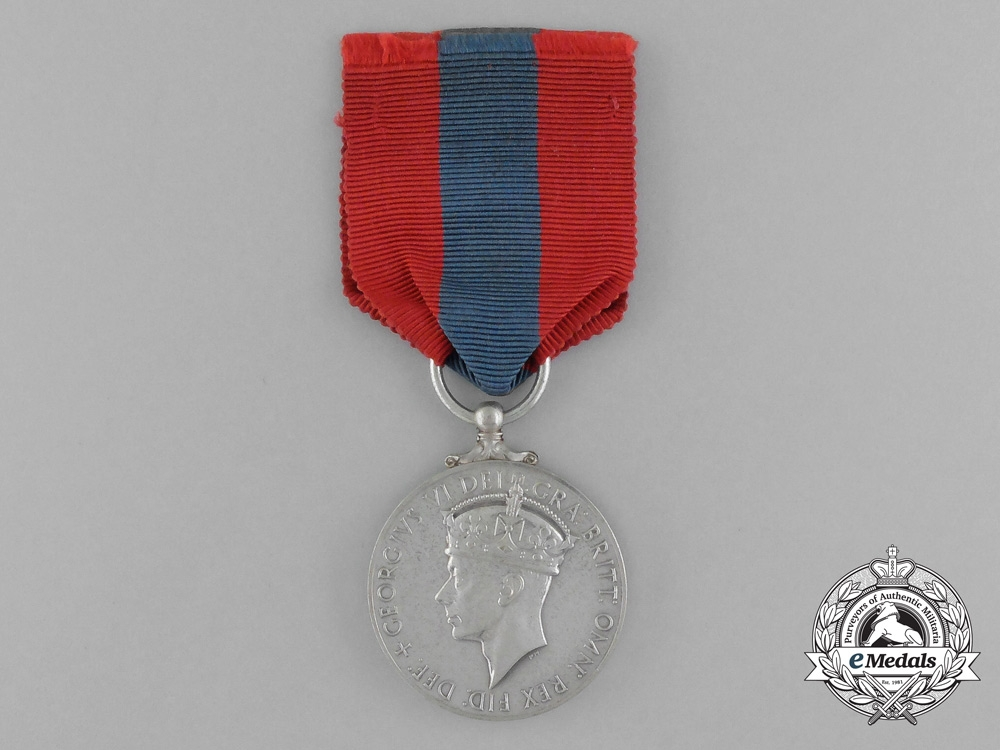 eMedals-An Imperial Service Medal to Walter William Lawson