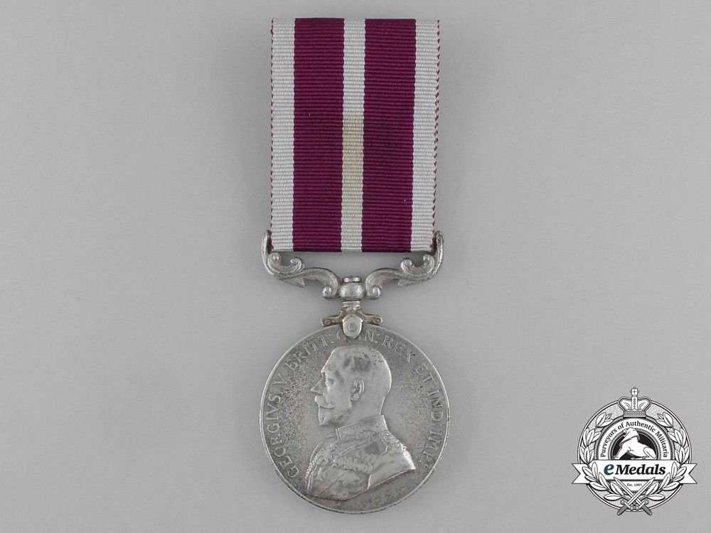 eMedals- An Army Meritorious Service Medal to D.55 Brigade; Royal Field Artillery