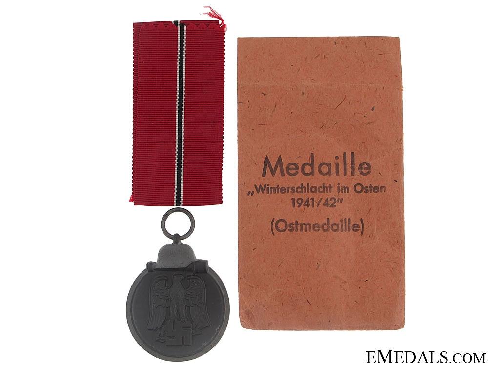 eMedals-East Medal 1941/42