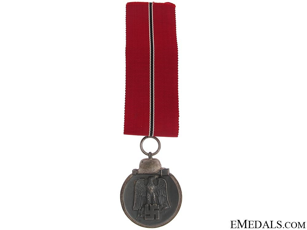 eMedals-East Medal 1941/42 - Marked