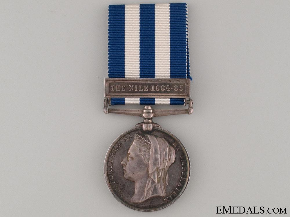 eMedals-Egypt Medal 1882-1889 - Royal Irish Regiment