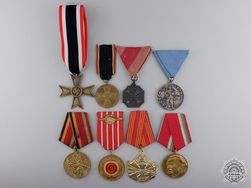 eMedals-Eight European Medals & Awards