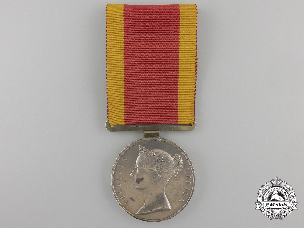 eMedals-An 1840-42 China War Medal to the 55th Regiment of Foot