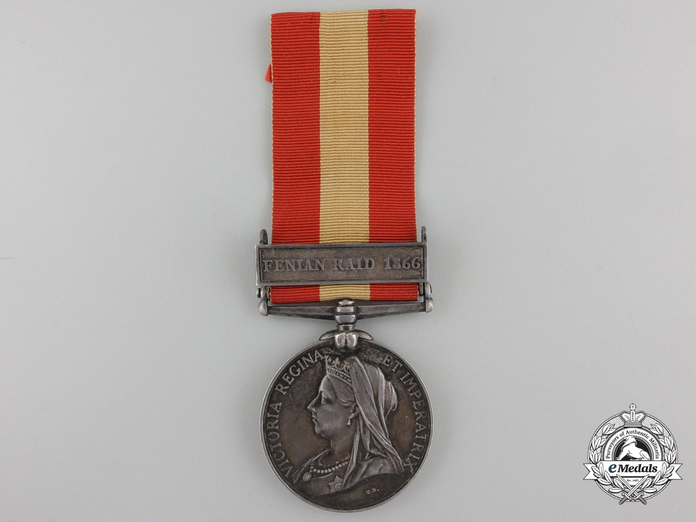 eMedals-A Canada General Service to the Prince of Wales Regiment