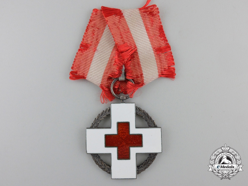 eMedals-A Danish Red Cross Medal for Relief Work During Wartime 1939-1945